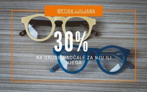 30% popusta na naočale