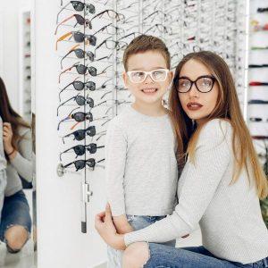 dječje naočale