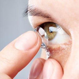 Dioptrijske naočale i kontaktne leće