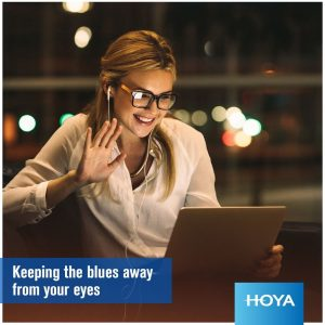Hoya naočalne leće
